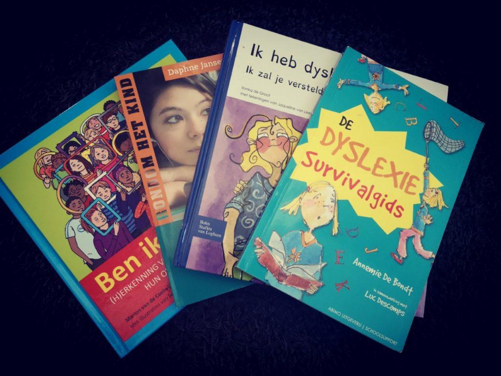 dyslexie boeken